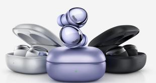 سماعات Samsung  Galaxy Buds Pro صوت استثنائي لكل لحظة وجودة لا مثيل لها