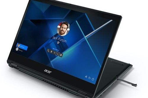 Acer TravelMate Spin P4 - 2