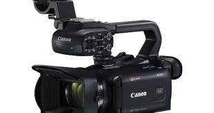 """""""كانون Canon"""" تطرح كاميرا الفيديو المدمجة Canon XA45 بقدرات تسجيل احترافية ودقة 4K"""