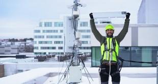 إريكسون تسرّع إطلاق شبكات الجيل الخامس في النطاق المتوسط عبر تقنية Massive MIMO