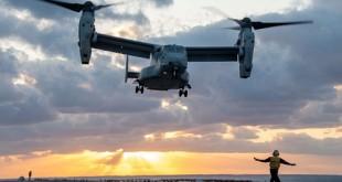 صورة 2_Bell Boeing V-22 Osprey من الأمام