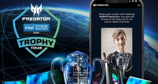 آيسر Acer تستعرض أحدث حواسيب وشاشات Predator خلال بطولة إنتل إكستريم ماسترز