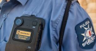 شرطة مالطا تنشر كاميرات موتورولا سوليوشنز القابلة للارتداء بين جميع عناصرها