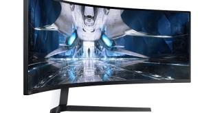 سامسونج تطلق خدمة الطلب المسبق على شاشات Odyssey G9 في الإمارات